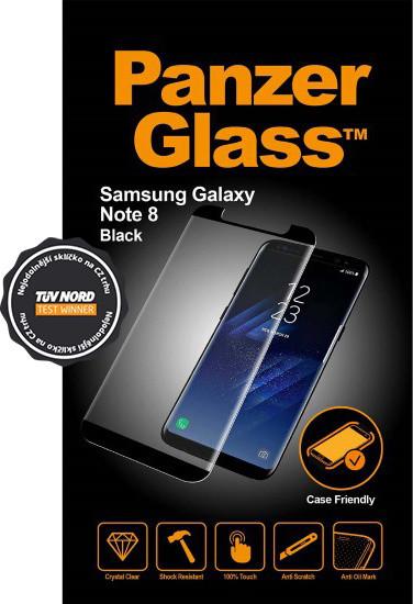 PanzerGlass Samsung Galaxy Note 8 černé