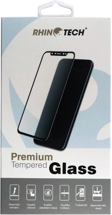 RhinoTech Ochranné tvrzené sklo 2.5D pro Xiaomi Redmi 5, černé