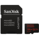 SanDisk Micro SDXC Extreme 128GB 100MB/s A1 UHS-I U3 V30 + SD adaptér