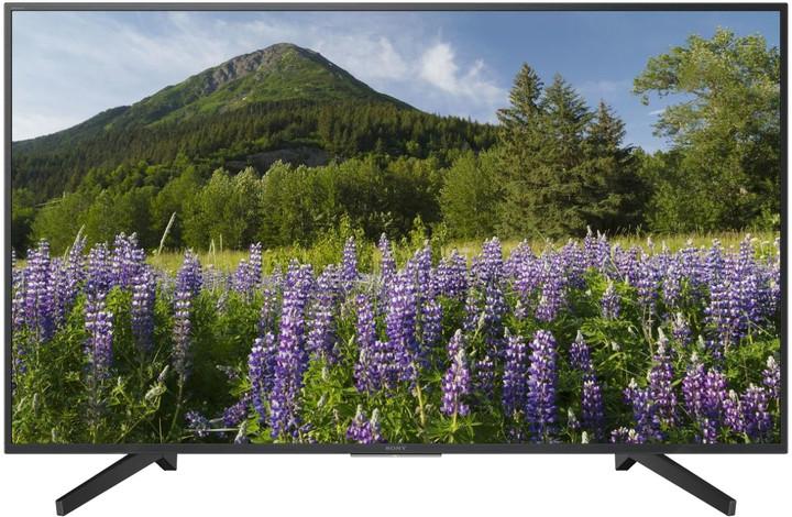 Sony KD-43XF7005 - 108cm