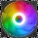 SilentiumPC Stella HP ARGB, 120mm, HBS, RGB