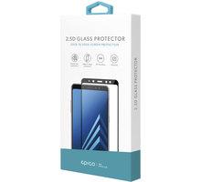EPICO GLASS 2,5D tvrzené sklo pro Honor 8X, černá - 34112151300002