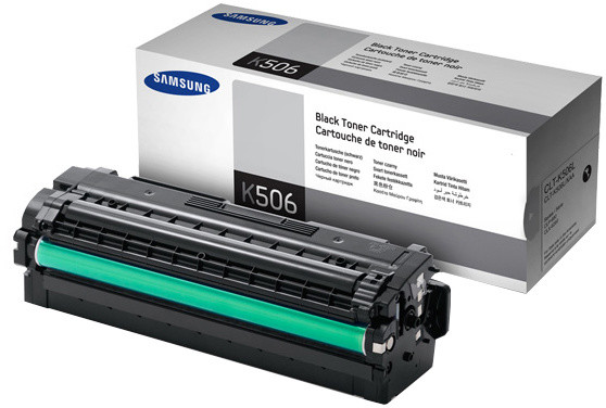 Samsung CLT-K506L, černá