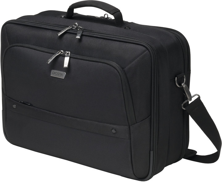 "DICOTA Multi Twin ECO SELECT - brašna na notebook - 14"" - 15.6"" - černá"