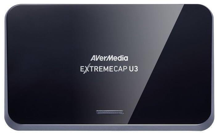 AVerMedia Extreme Cap U3, nahrávací zařízení