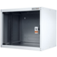 Legrand EvoLine nástěnný datový rozvaděč 16U, 600x450mm, 65kg, skleněné dveře