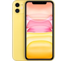 Apple iPhone 11, 64GB, Yellow  + Connex cestovní poukaz v hodnotě 2 500 Kč + Půlroční předplatné magazínů Blesk, Computer, Sport a Reflex v hodnotě 5 800 Kč + Apple TV+ na rok zdarma