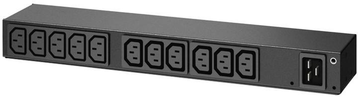 APC rack PDU, 0U/1U, 120-240V/20A, 220-240V/16A, (13) C13