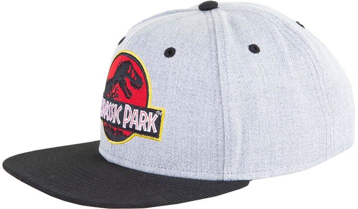 Kšiltovka Jurassic Park - Logo