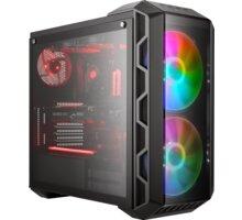 Cooler Master MasterCase H500 ARGB, šedá - MCM-H500-IGNN-S01