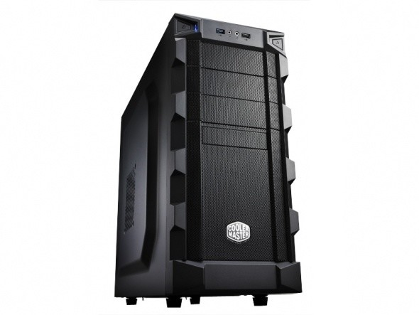 CoolerMaster K280, černá, bez zdroje