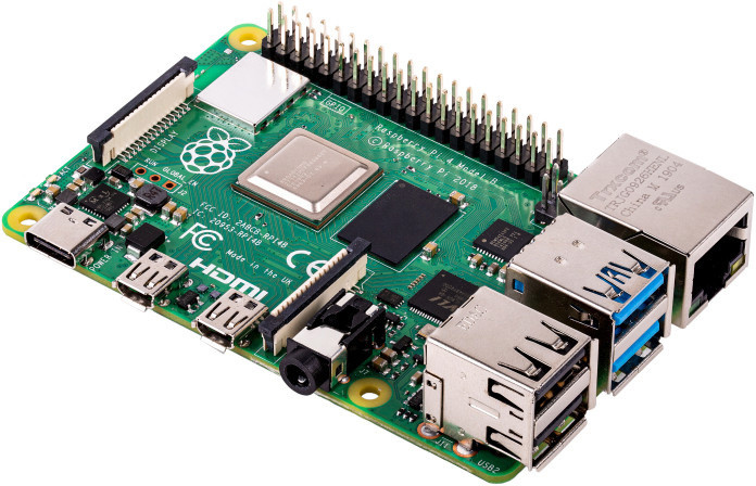 Raspberry Pi 4 Model B, 8GB RAM