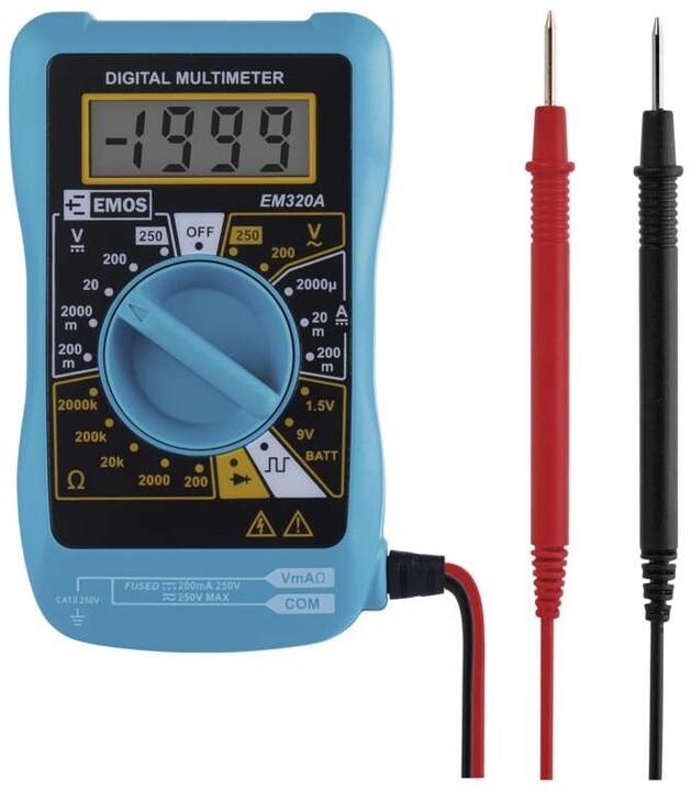 Emos Multimetr EM320A