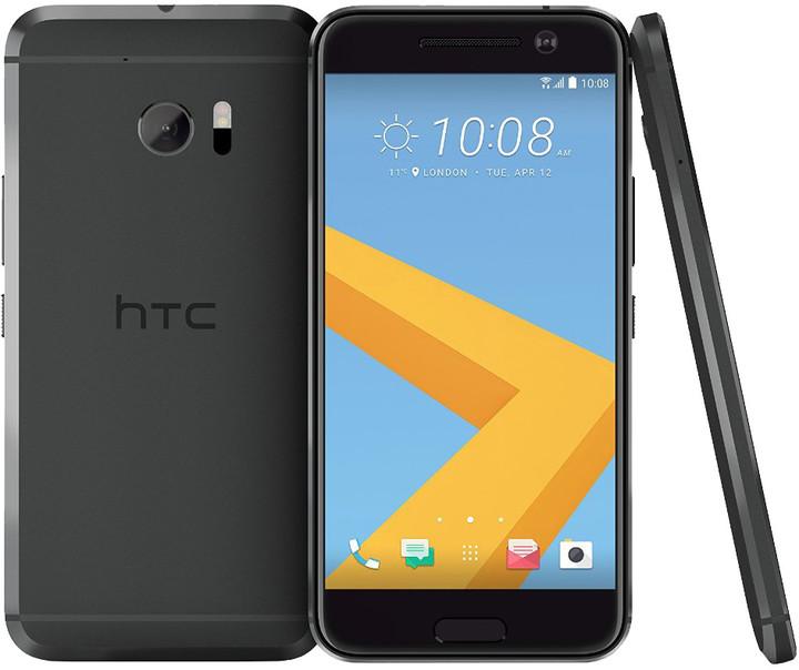 HTC 10 - 32GB, šedá