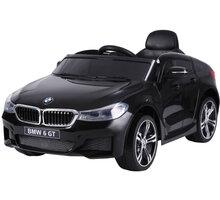 Dětské elektrické auto BMW 6GT, kožené sedačky - 4415
