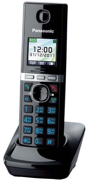 Panasonic KX-TGA806FXB, přídavná ručka, černá