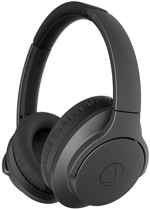 Audio-Technica ATH-ANC700BT, černá