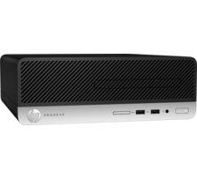 HP ProDesk 400 G6 SSF, černá - 7EL88EA