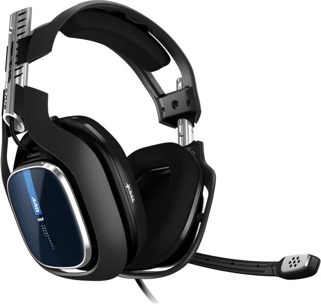 Astro A40 TR, černá/modrá