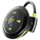 CellularLine Scorpion sportovní ergonomická sluchátka, BT, černo-zelená