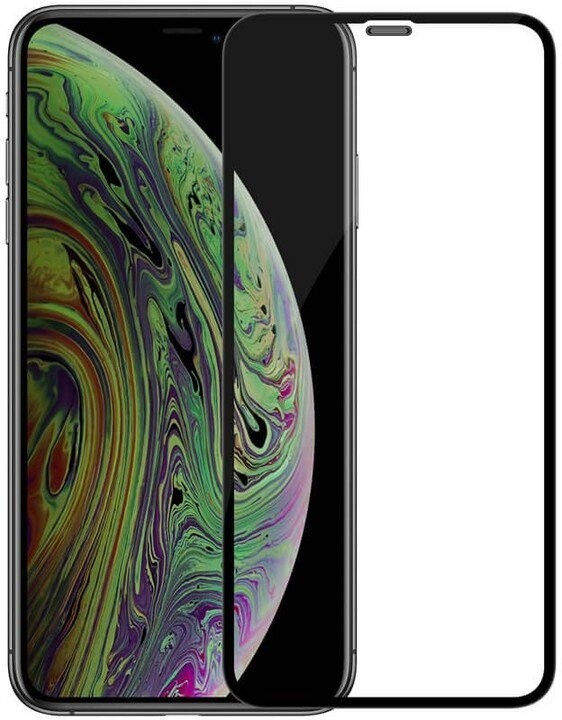 Nillkin tvrzené sklo 3D CP+MAX pro iPhone 11, černá