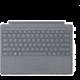 Microsoft Signature Type Cover pro Surface Pro, CZ&SK, šedá