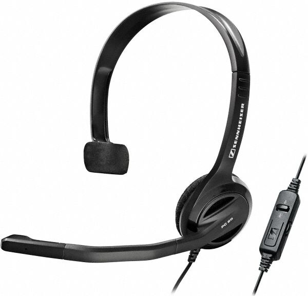 Sennheiser PC 26 CALL CONTROLL, černá