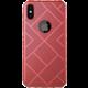 Nillkin Air Case Super slim pro iPhone Xs Max, červený