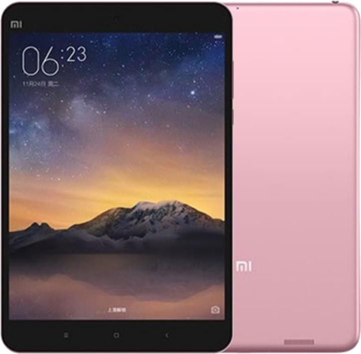 Xiaomi MiPad 2 - 64GB, růžová