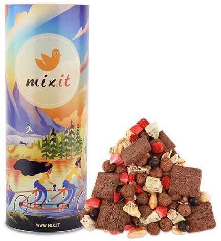 Mixit müsli Mix do lavic II - kakao/ovoce, 370g