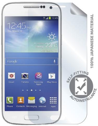 CELLY ochranná fólie displeje pro Galaxy S4 Mini, lesklá, 2ks