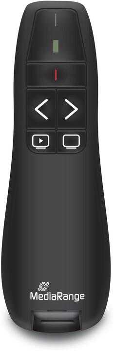 MediaRange 5-Button