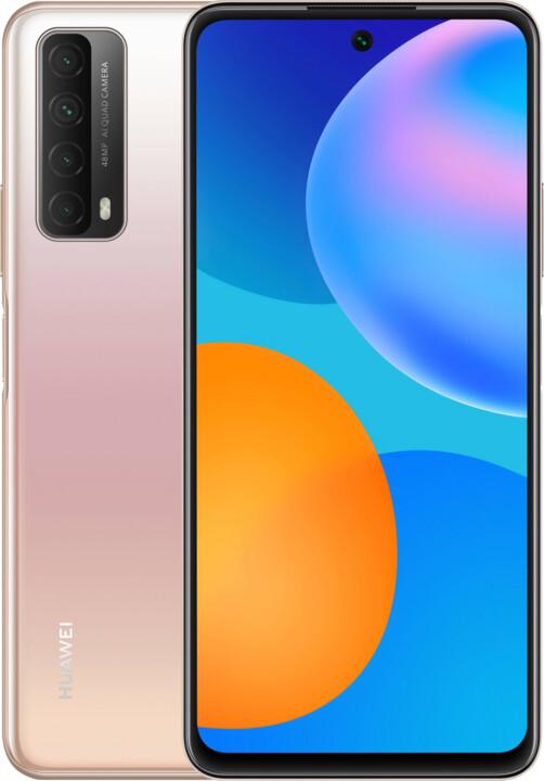 Huawei P Smart 2021, 4GB/128GB, Blush Gold