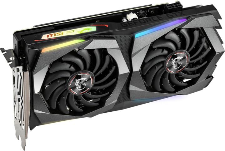 MSI GeForce GTX 1660 Ti GAMING X 6G, 6GB GDDR6