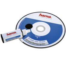 Hama CD čisticí disk s čisticí kapalinou - 44733