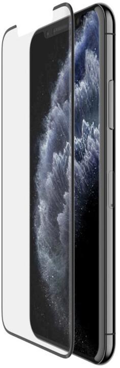 Belkin ochranné tvrzené sklo SCREENFORCE TemperedCurve pro iPhone 11 Pro Max/Xs Max