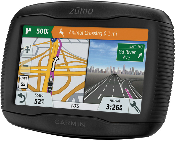 Garmin zümo 345 Europe 20 Lifetime