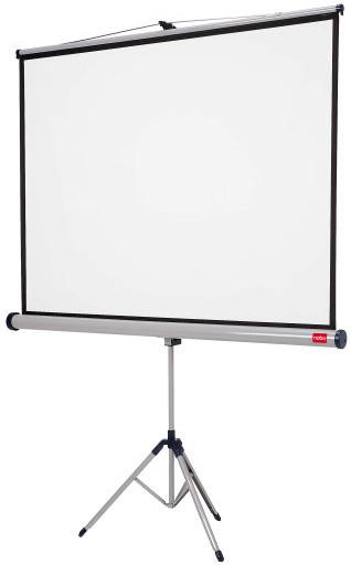 NOBO Projekční plátno se stativem, 200x151cm (4:3)