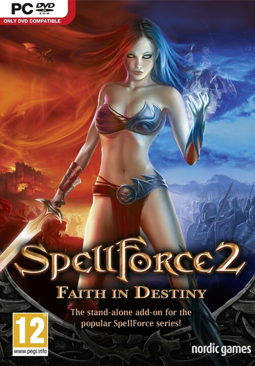 Spellforce 2: Faith in Destiny (PC)