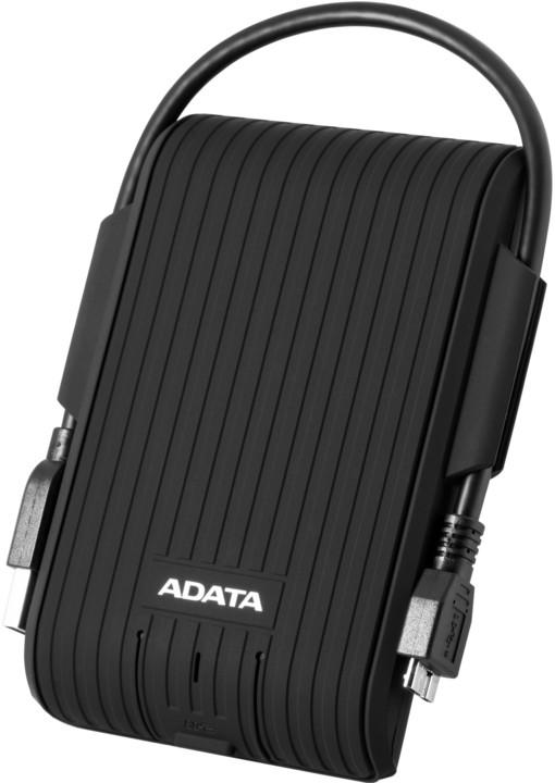 ADATA HD725 - 2TB, černá