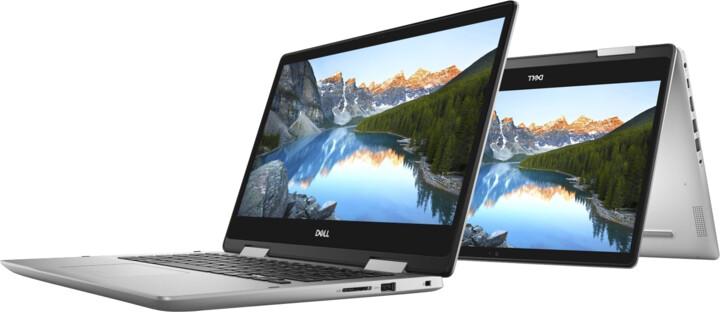 Dell Inspiron 14z (5491), stříbrná
