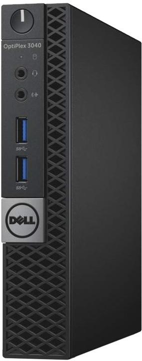 Dell OptiPlex 3040 Micro, černá
