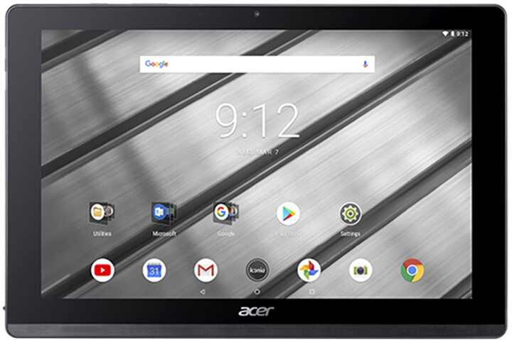 Acer Iconia One 10 Metal (B3-A50-K7BY), 2GB/16GB, šedá