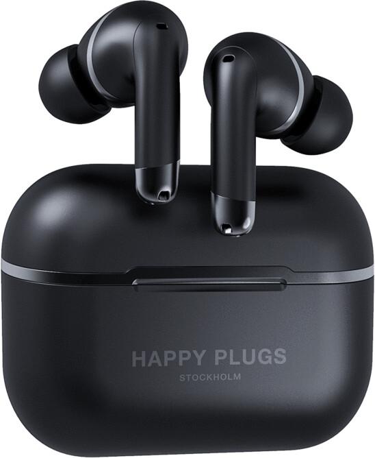 Happy Plugs Air 1 ANC, černá