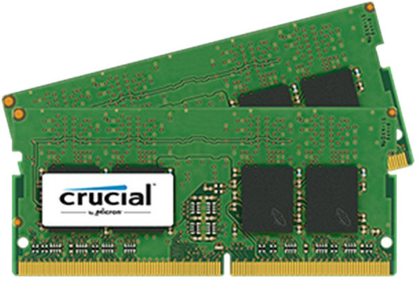 Crucial 8GB (2x4GB) DDR4 2400 CL17 SO-DIMM