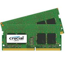 Crucial 8GB (2x4GB) DDR4 2400 SO-DIMM CL 17 - CT2K4G4SFS824A