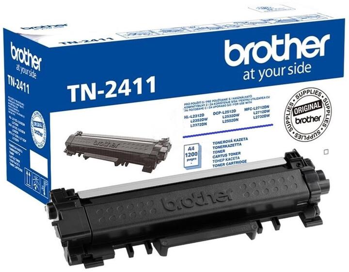 Brother TN-2411, černý