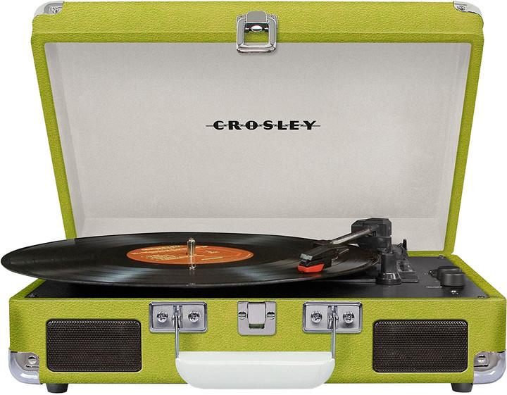 Crosley Cruiser Deluxe, zelená