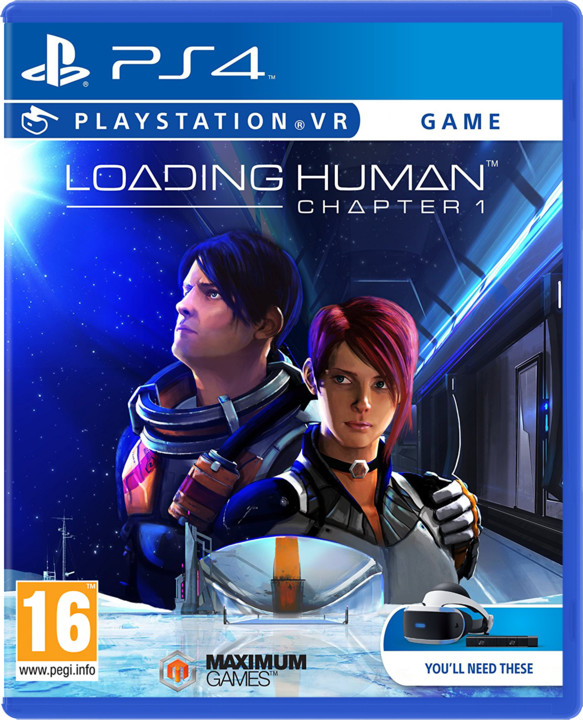Loading Human (PS4 VR)