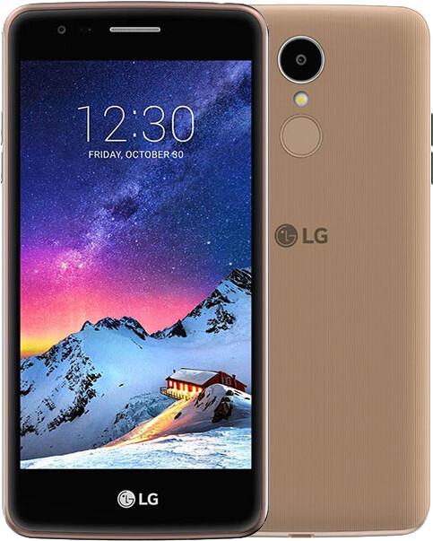 LG K8 2017, zlatá